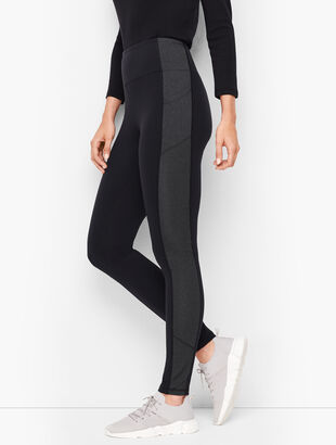 Tech Stretch Colorblock Leggings
