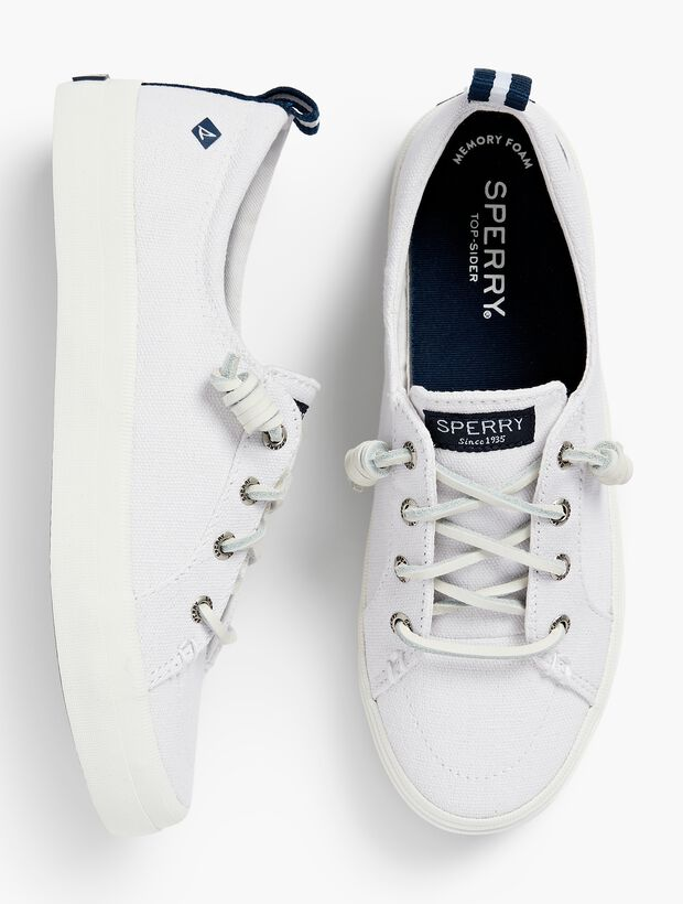 Sperry® Crest Vibe Sneakers - Solid