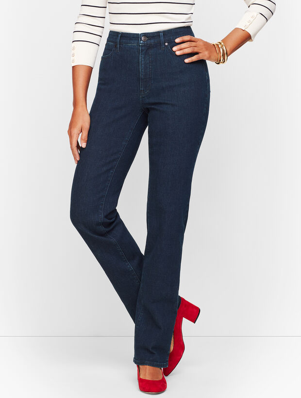 Barely Boot Jeans - Simple Marco Wash - Curvy Fit
