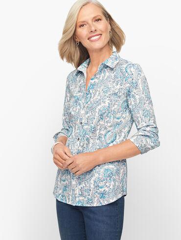 Perfect Shirt - Paisley
