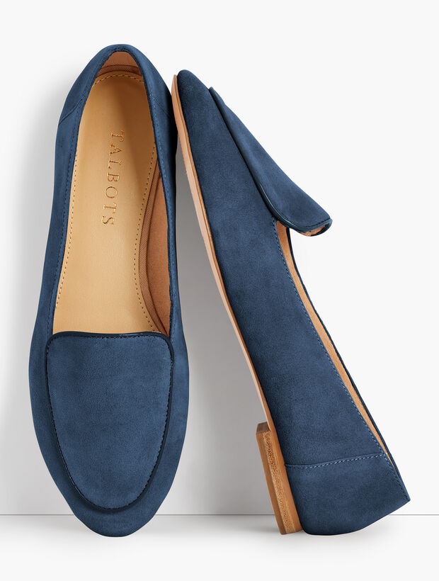 Ryan Loafers - Suede