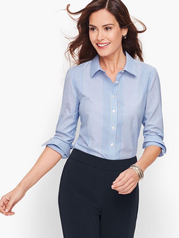 Perfect Shirt - Micro Stripe