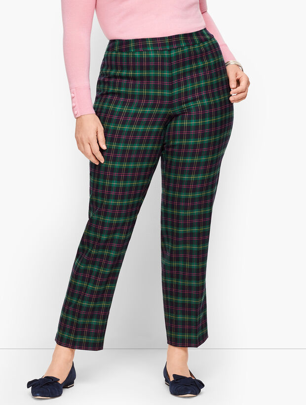 Plus Size Talbots Hampshire Pants - Talbots Tartan