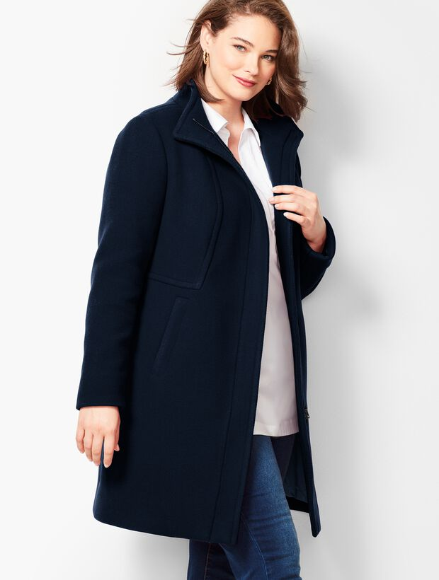 Italian Wool Coat
