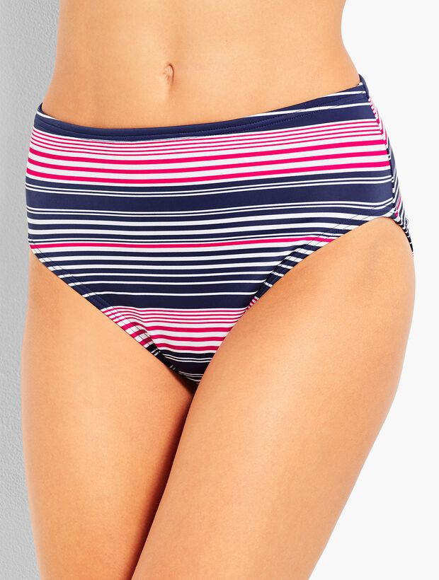 Swim Brief-Fresh Stripe