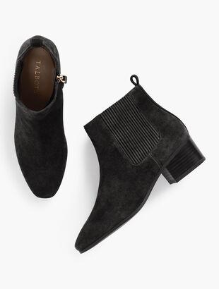 Dakota Gore Ankle Boots - Nubuck Leather