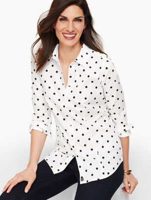 Perfect Shirt - Polka Dot