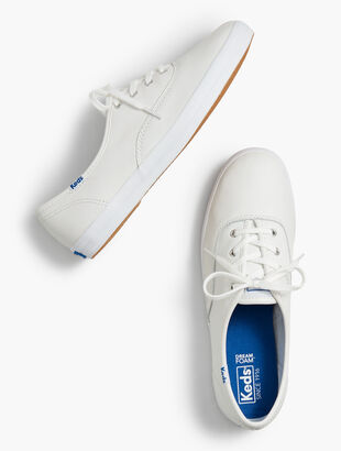 Keds(R) Champion Sneakers - Leather