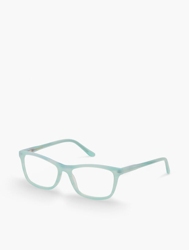 Montauk Reading Glasses - Seafoam