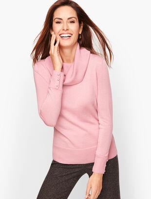 Merino Cowlneck Sweater