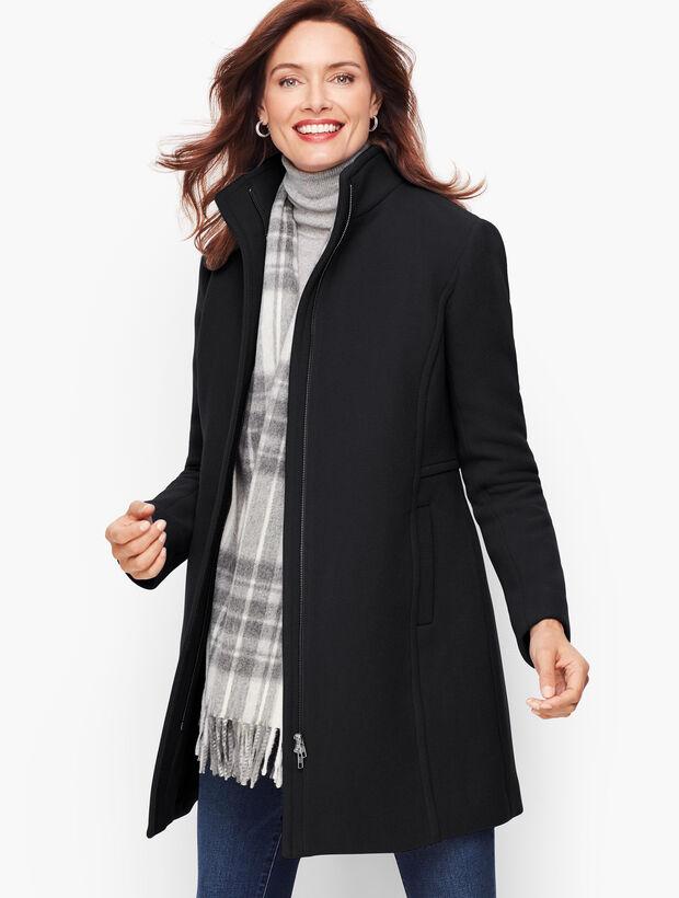 Albury Italian Wool Stadium Coat