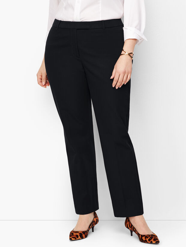 Modern Bi-Stretch Pant - Curvy Fit