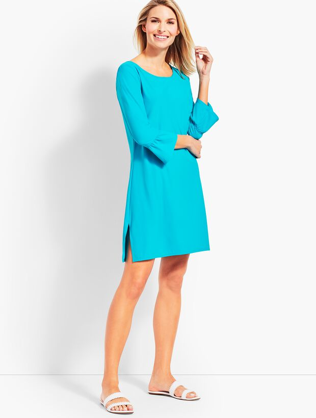 76eb2097895ef Bell-Sleeve Cover-Up | Talbots