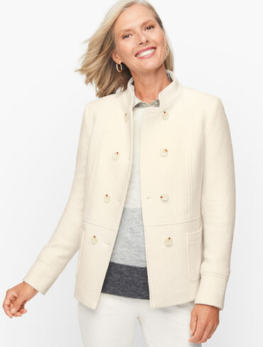 Berkshire Wool Blend Jacket