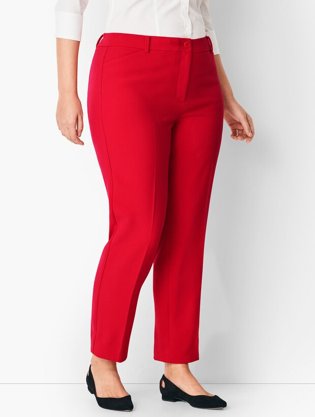0d8e615054 Images. Plus Size High-Waist Tailored Ankle Pant