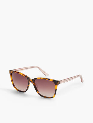 Harriet Square Sunglasses