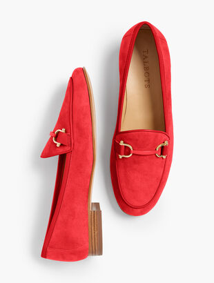 Cassidy Kid Suede Loafers
