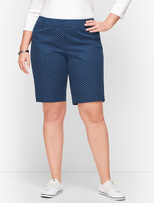 "Perfect Shorts - 10.5"" - Dot"