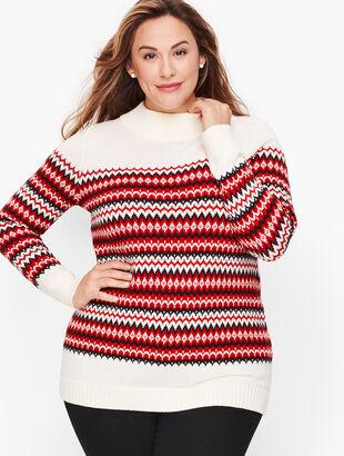 Chalet Fair Isle Sweater