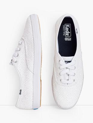 Keds Champion Sneakers® - Eyelet