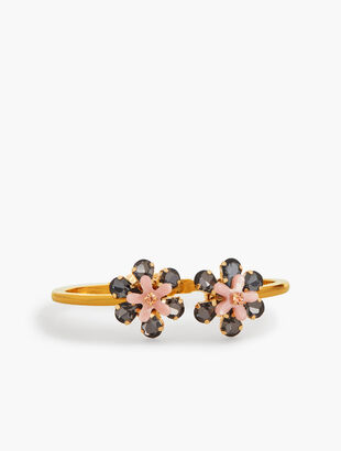 Marbled Blooms Bangle