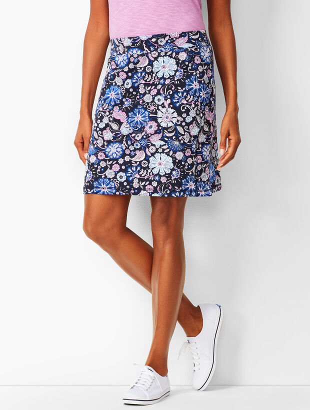 Everyday Yoga Skort - Floral