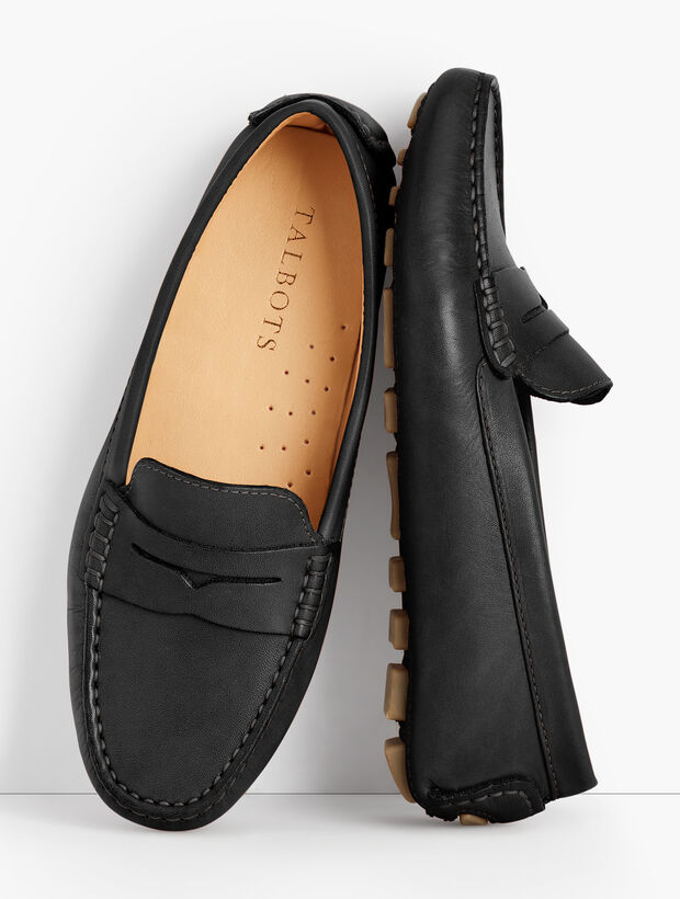 Taylor Classic Driving Moccasins