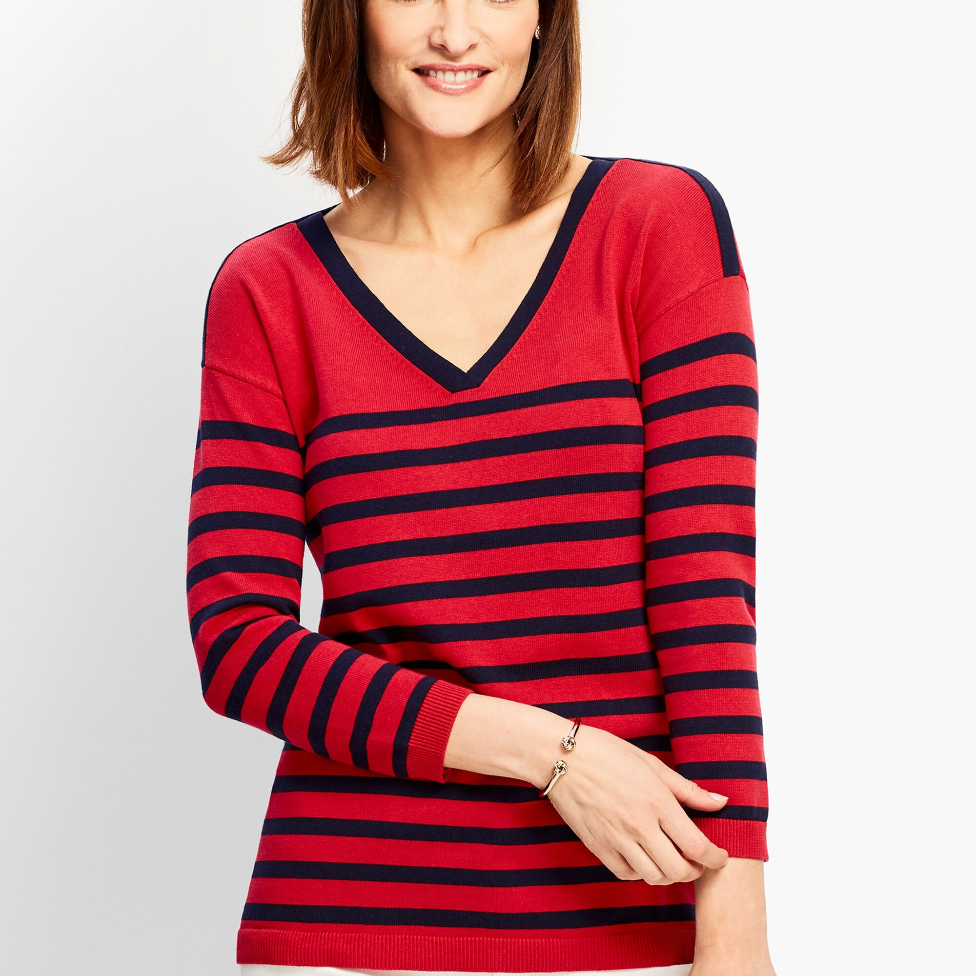 ca2c0601f2bf94 Mariner Stripe Sweater Opens a New Window.