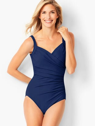 034dd003f94 Miraclesuit  40 R  41  Sanibel One-Piece ...