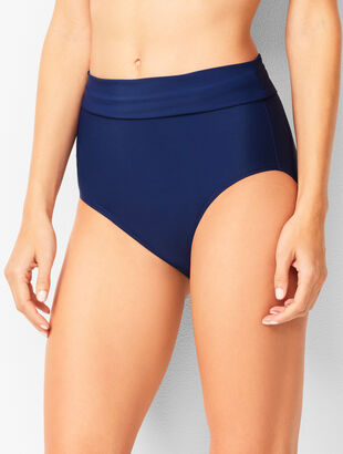 Miraclesuit(R) Fold-Over Swim Brief
