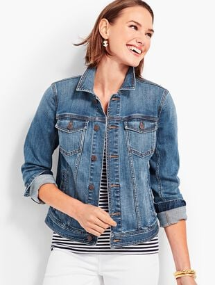 Classic Jean Jacket-Lowell Wash