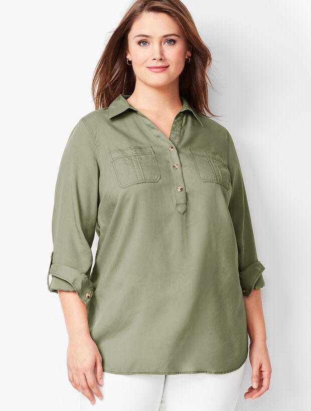Classic TENCEL(TM) Shirt