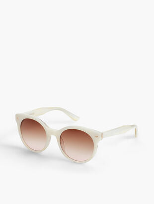 Chelsea Cat-Eye Sunglasses