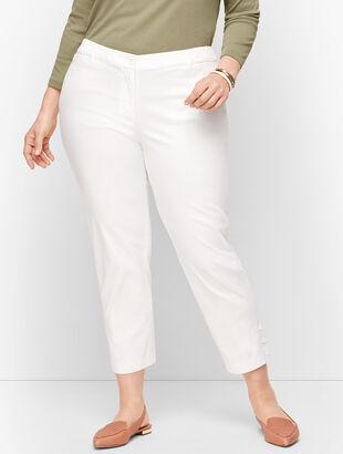 Perfect Crop Pants - Curvy Fit