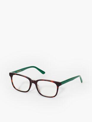 Boston Reading Glasses - Tortoiseshell