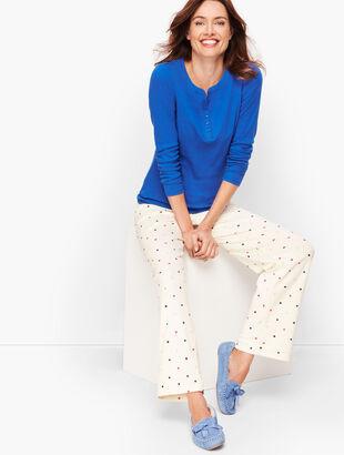 Pajama Set - Star Print