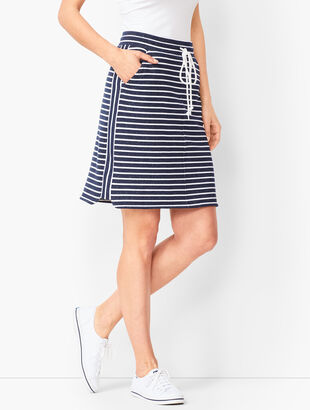 Cabana Stripe Skirt