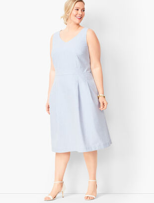 Plus Size Work Dresses and Skirts | Talbots