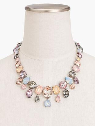 Pretty Pastels Statement Necklace