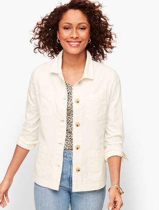 Casual Cotton Jacket