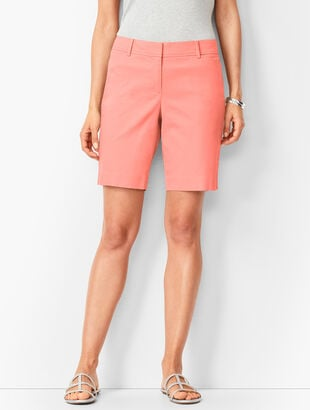 Perfect Classic-Length Shorts