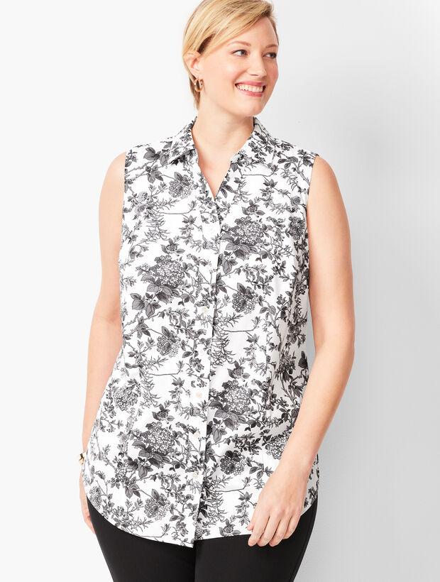 Perfect Shirt - Sleeveless - Floral