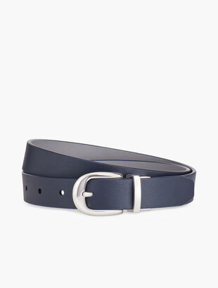 "Plus Size 1"" Reversible Belt"