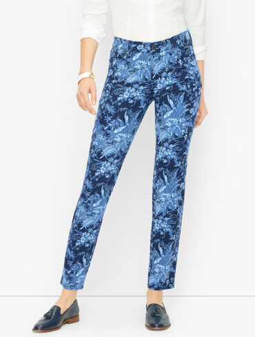 Slim Ankle Jeans - Fall Toile