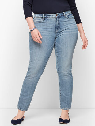 Slim Ankle Jeans - Sutter Wash