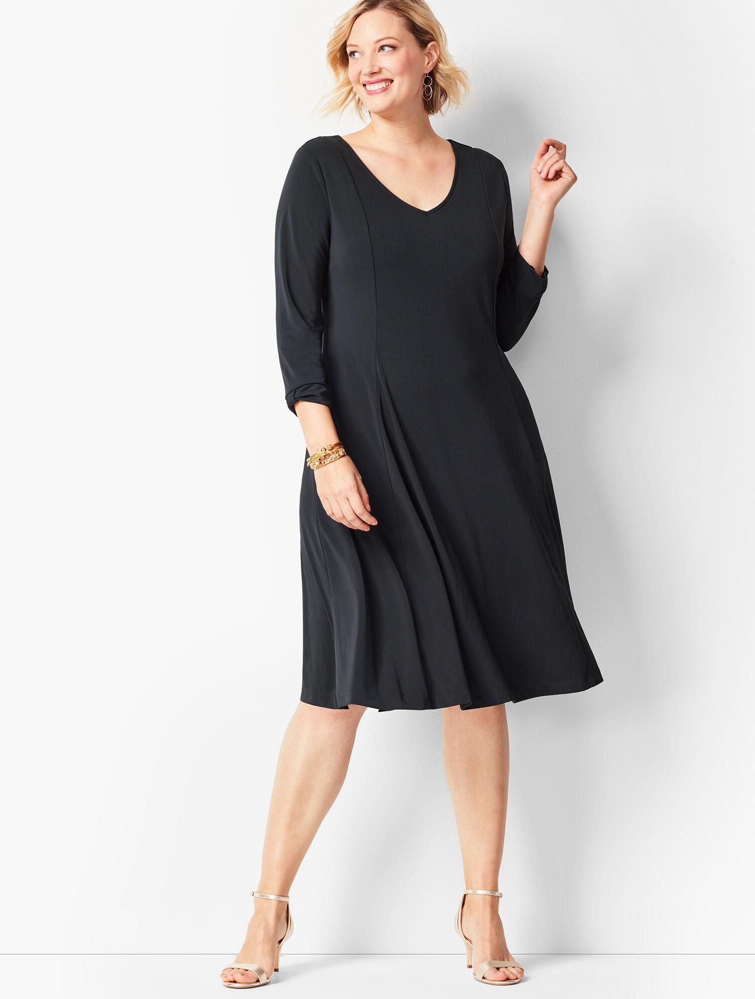 Talbots Plus Size Dresses