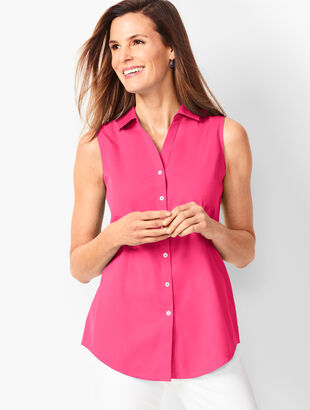 Perfect Shirt - Sleeveless - Solid