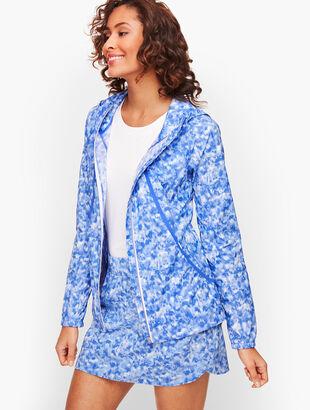 Water Resistant Tie Dye Jacket