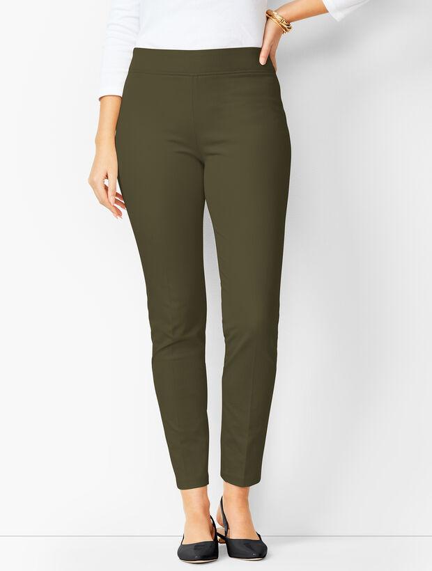 Talbots Essex Ankle Pants - Curvy Fit