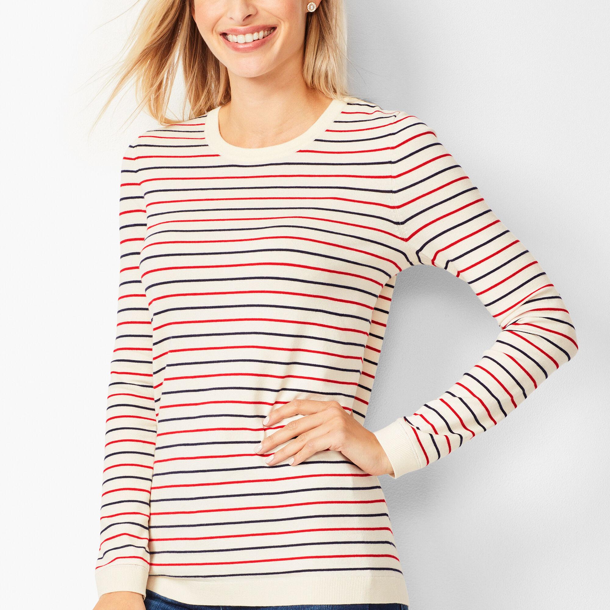 44f24587 Riviera Stripe Sweater